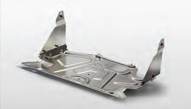 Protection moteur aluminium