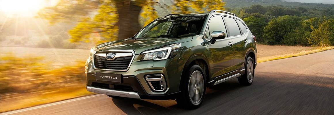 Subaru forester eboxer image