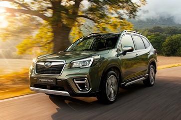 Subaru forester eboxer vignette