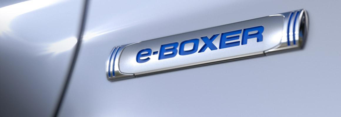 Subaru impreza eboxer image