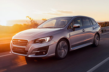 Gamme Subaru Levorg