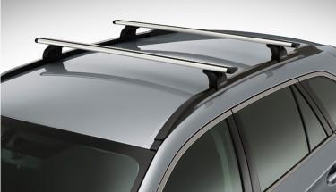 Barres de toit en aluminium