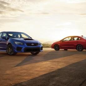 Subaru WRX-STI 1