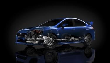 Subaru WRX-STI 6