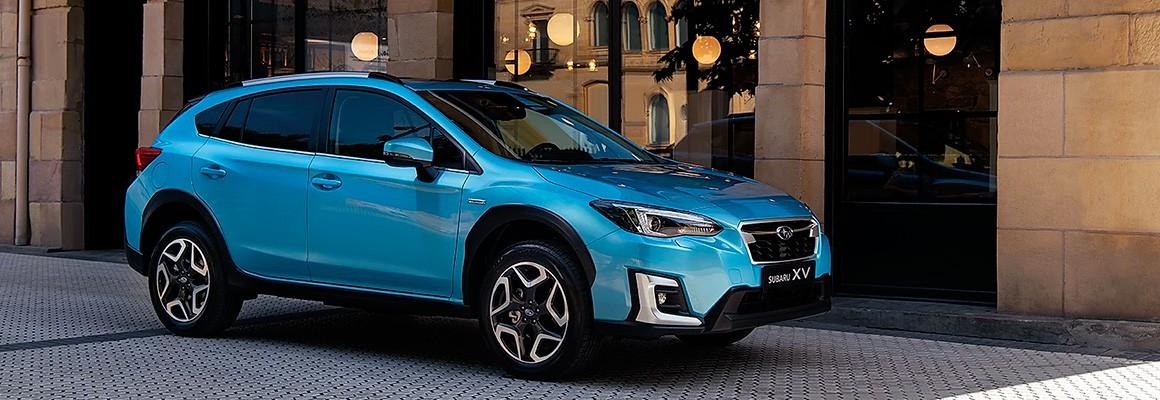 Subaru xv eboxer image