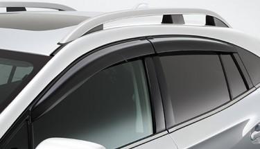 Déflecteurs de vitres latérales